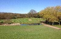TRENT PARK PUBLIC GOLF COURSE 1st HOLE
