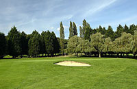 Trent Park Golf Course 7th hole