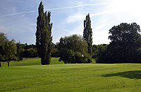 Trent Park Golf Club 8th hole