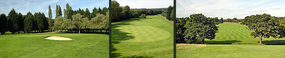 Trent Park Public Golf Course London N 14